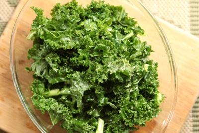 kale mixed